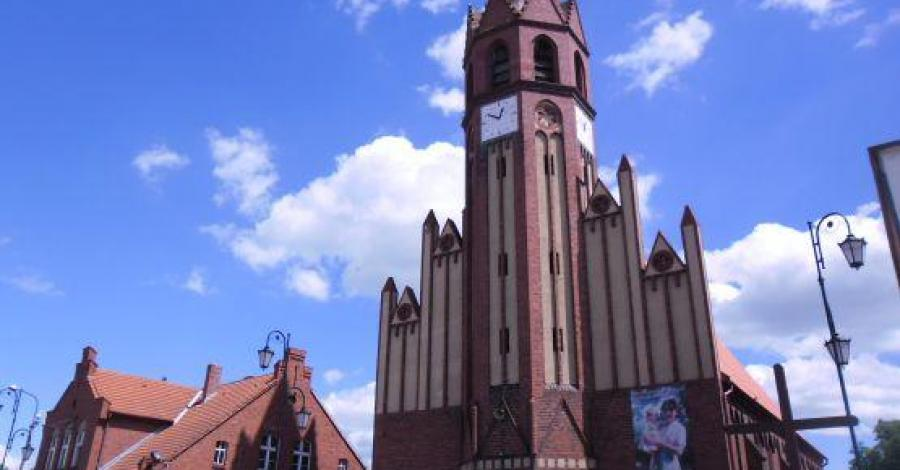 Kościół NMP Królowej Polski w Żninie - zdjęcie