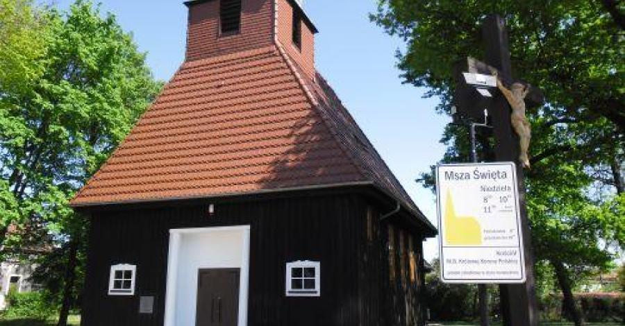 Kościół norweski w Poznaniu - zdjęcie