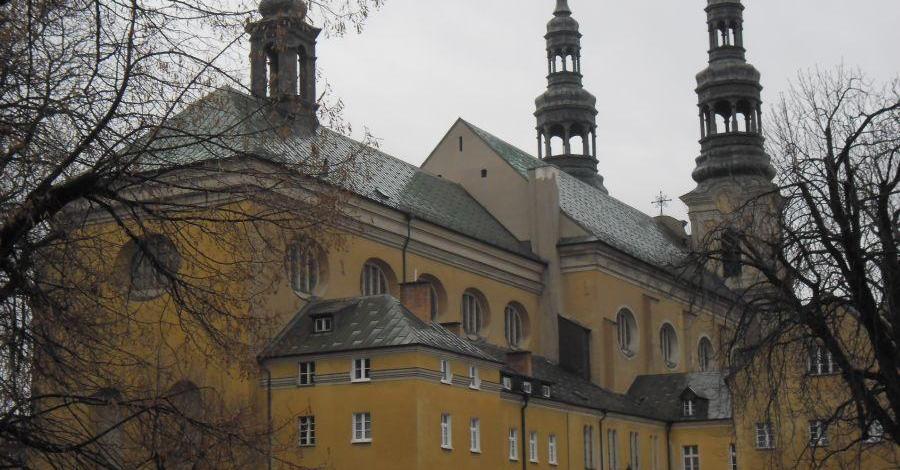 Kościól Św. Franciszka Serafickiego w Poznaniu - zdjęcie
