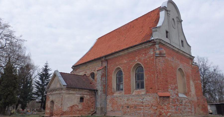 Kościół Św. Mikołaja w Owińskach - zdjęcie