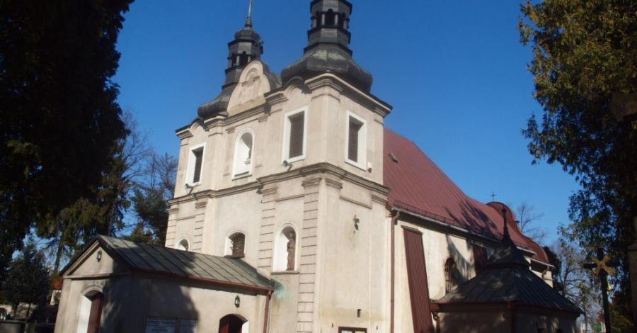 Kościół Św. Rocha i Sebastiana w Częstochowie - zdjęcie