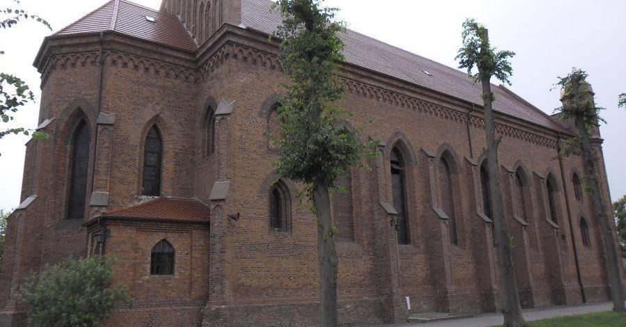 Kościół Św. Wawrzyńca w Zaniemyślu - zdjęcie
