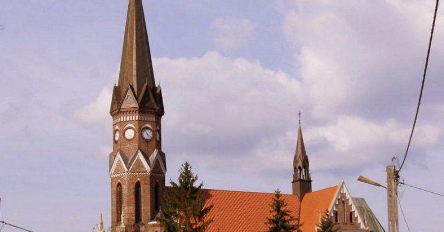 Kościół w Rozwadowie - zdjęcie