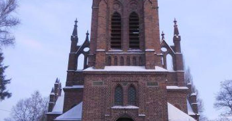 Kościół w Ślesinie - zdjęcie