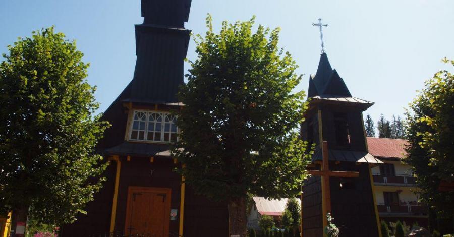 Kościół w Soblówce - zdjęcie
