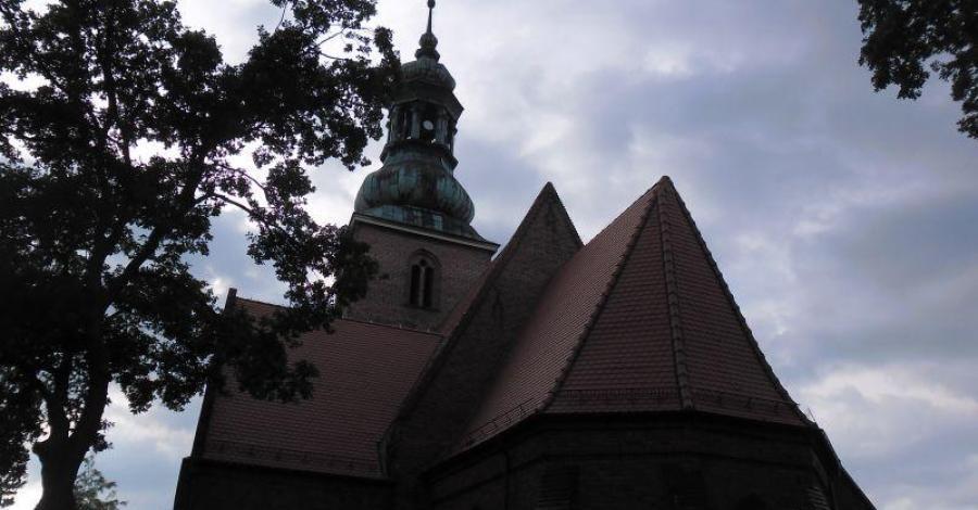 Kościół w Starej Górze - zdjęcie