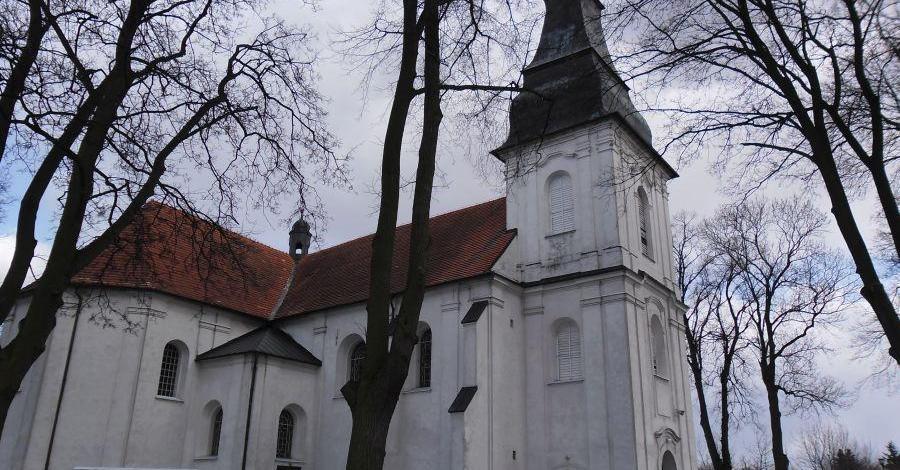 Kościół w Zagórowie - zdjęcie