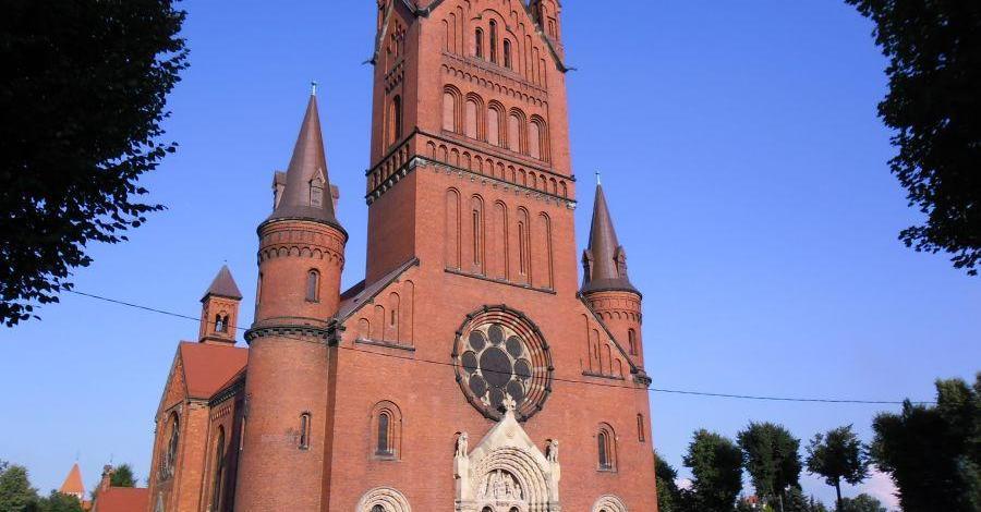 Kościół Zwiastowania NMP w Inowrocławiu - zdjęcie