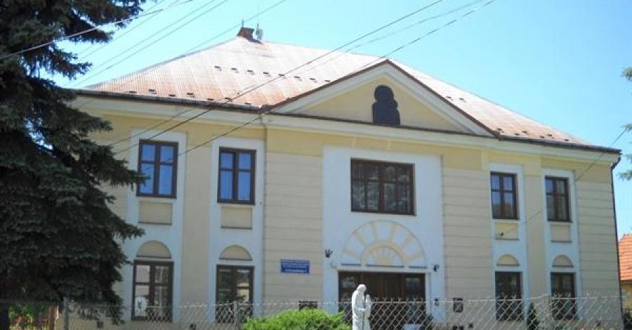 Pałac Miera w Leżajsku - zdjęcie