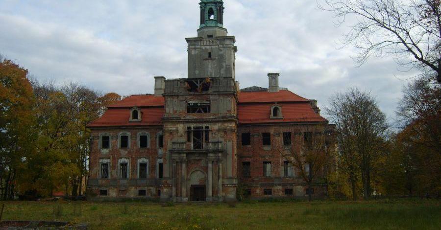 Pałac w Chocianowie - zdjęcie