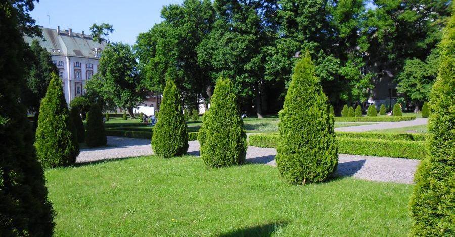 Park Chopina w Poznaniu - zdjęcie