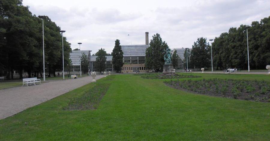 Park Wilsona w Poznaniu - zdjęcie