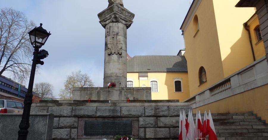 Pomnik Ułanów w Poznaniu - zdjęcie