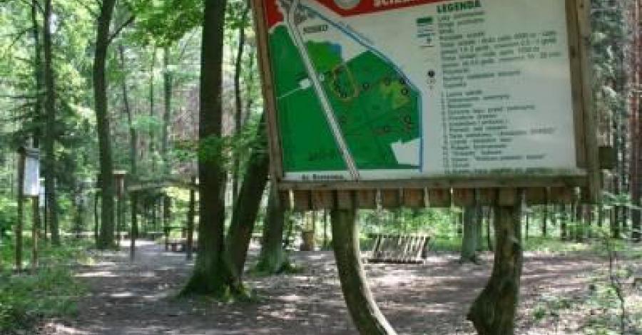 Przyrodnicza ścieżka dydaktyczna w Nisku - zdjęcie