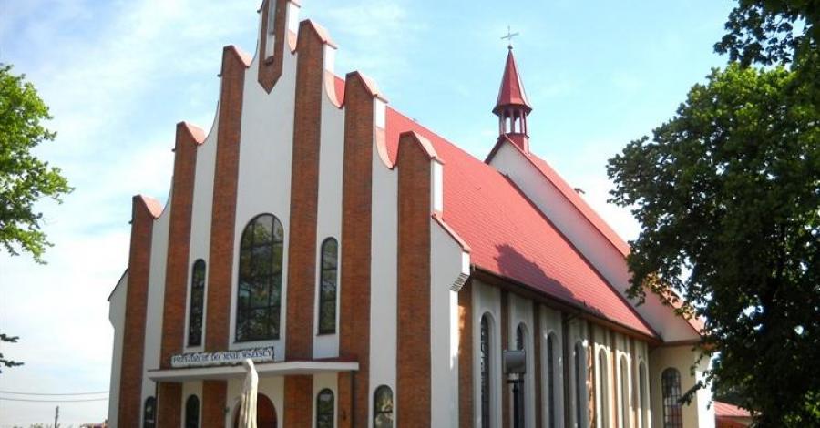 Kościół Św. Stanisława w Racławicach - zdjęcie