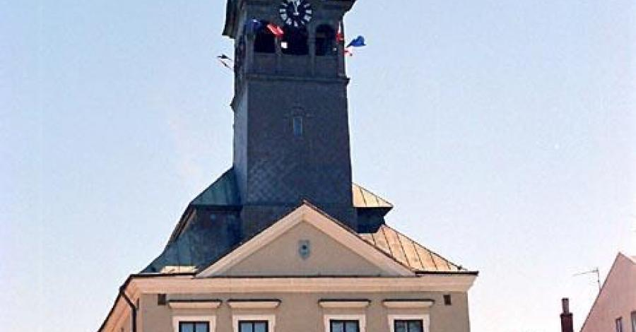 Ratusz w Przeworsku - zdjęcie