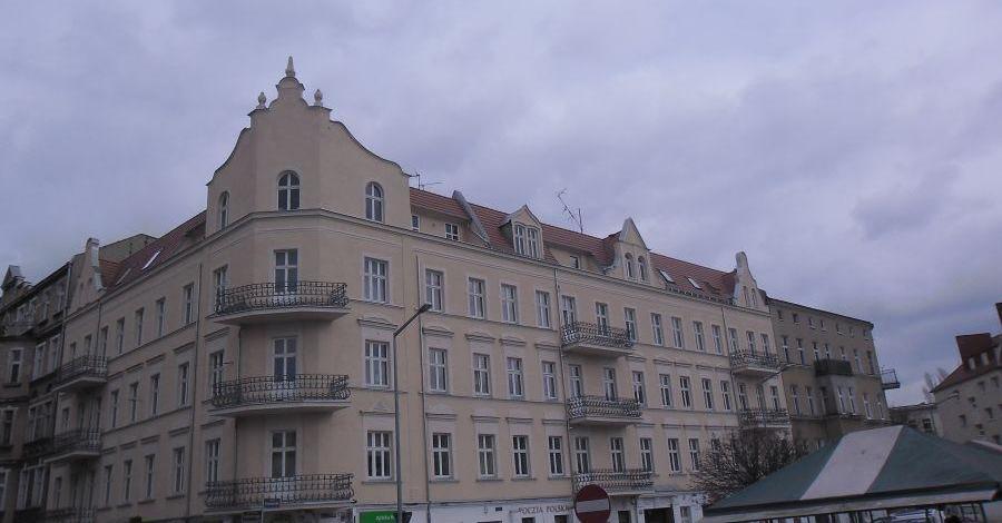 Rynek Łazarski w Poznaniu - zdjęcie