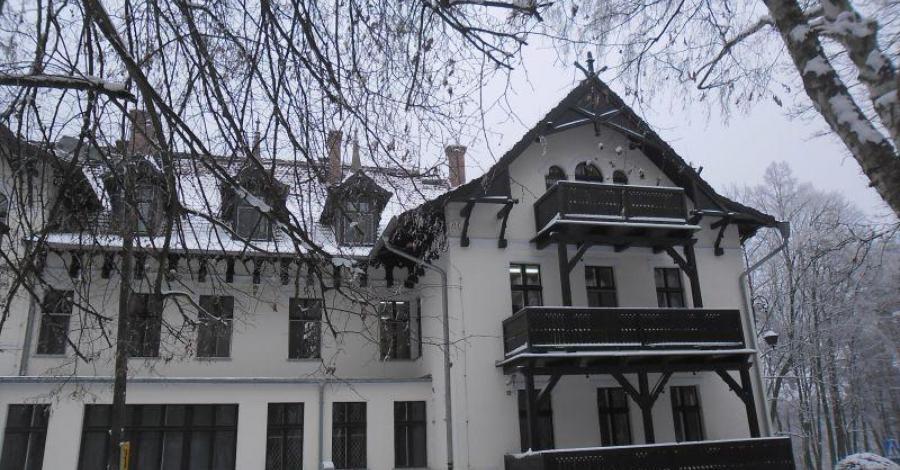 Sanatorium Staszicówka w Ludwikowie - zdjęcie