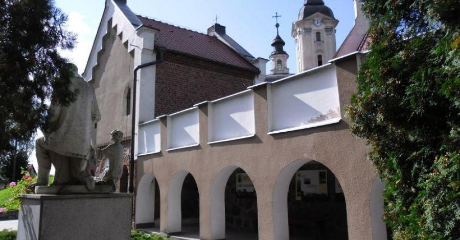 Sanktuarium w Górce Duchownej - zdjęcie