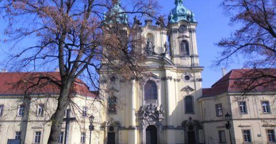 Sanktuarium Św. Jadwigi w Legnickim Polu - zdjęcie