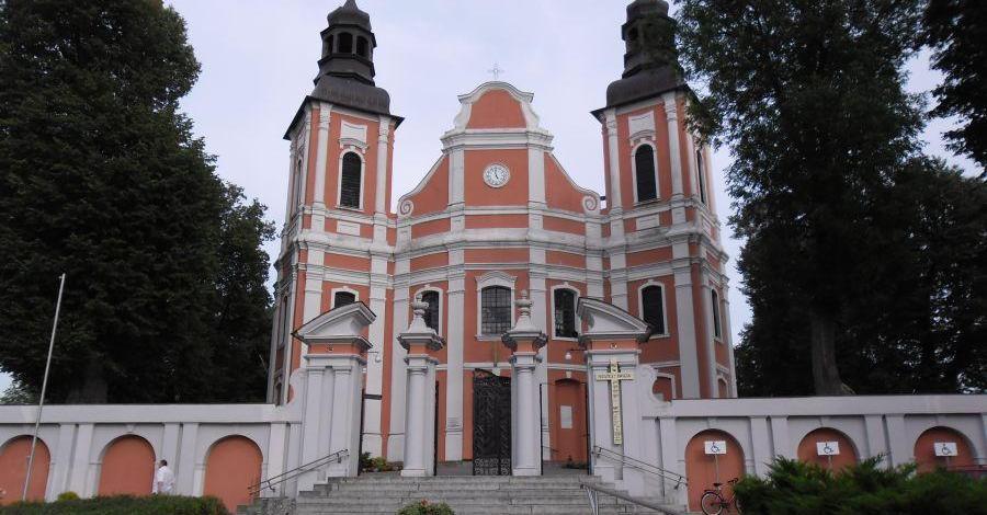 Sanktuarium w Lubaszu - zdjęcie