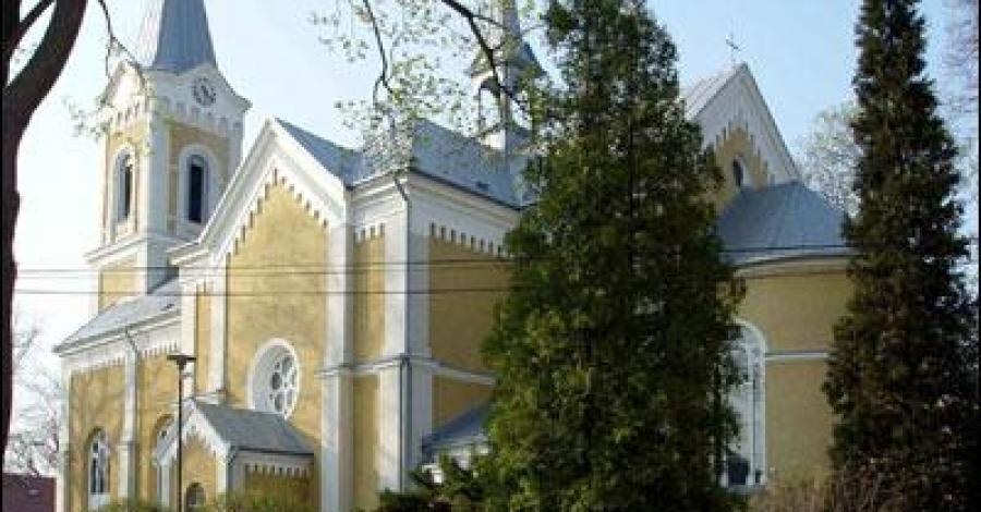 Sanktuarium w Nisku - zdjęcie