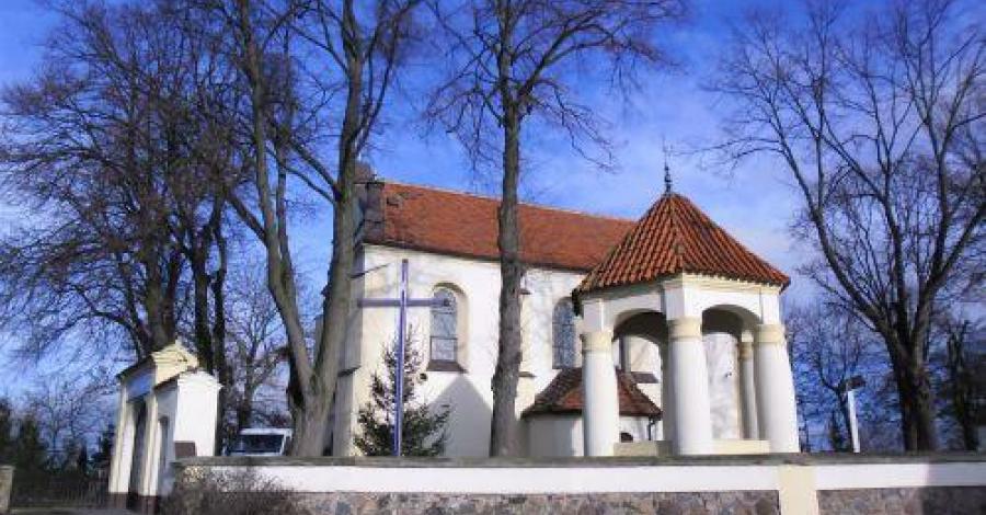 Sanktuarium w Sobocie - zdjęcie