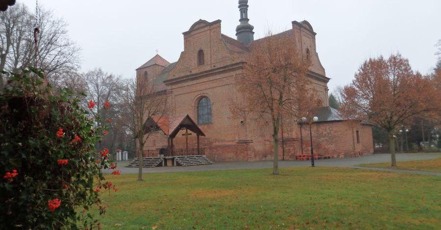 Sanktuarium w Wieleniu - zdjęcie