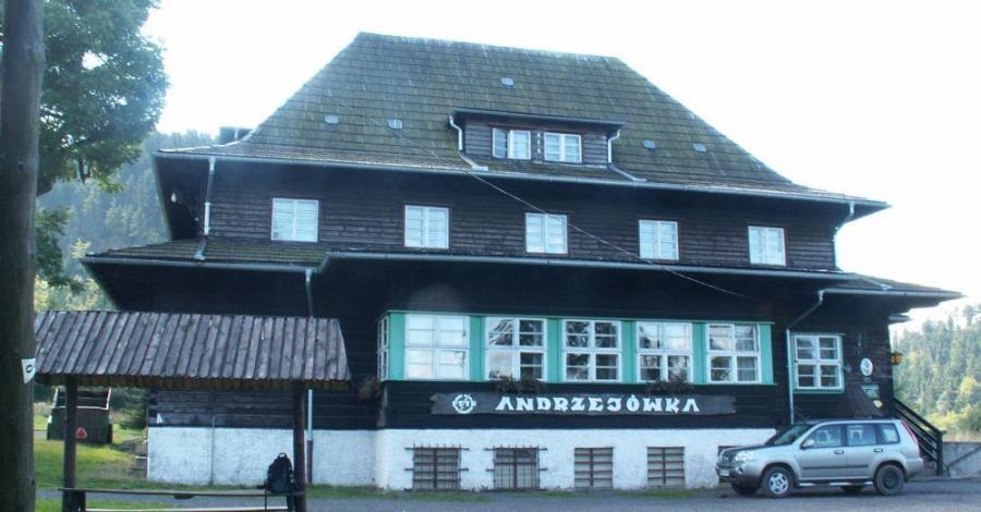 Schronisko Andrzejówka - zdjęcie