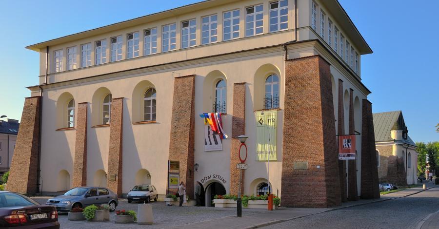 Synagoga Nowomiejska w Rzeszowie - zdjęcie