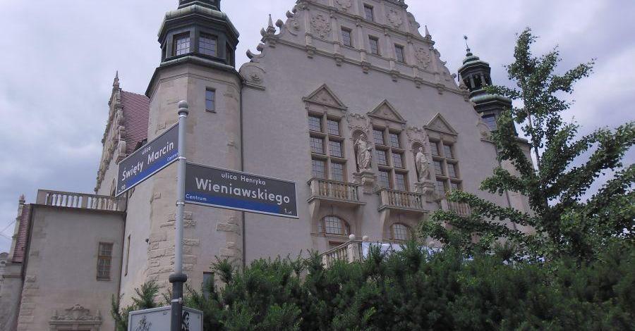 Uniwersytet Poznański Collegum Minus - zdjęcie