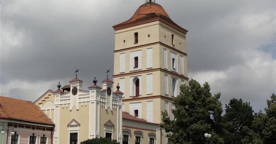 Wieża obronna w Leżajsku - zdjęcie