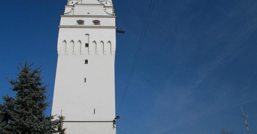 Wieża Wrocławska w Nysie - zdjęcie