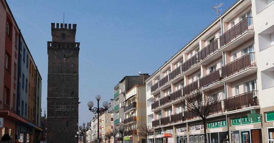 Wieża Ziębicka w Nysie - zdjęcie