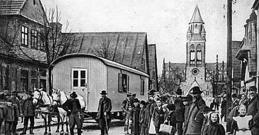 Wóz Drzymały w Rakoniewicach - zdjęcie