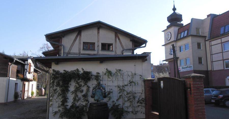 Zagroda Bamberska , Barsolis Karol Turysta Kulturowy