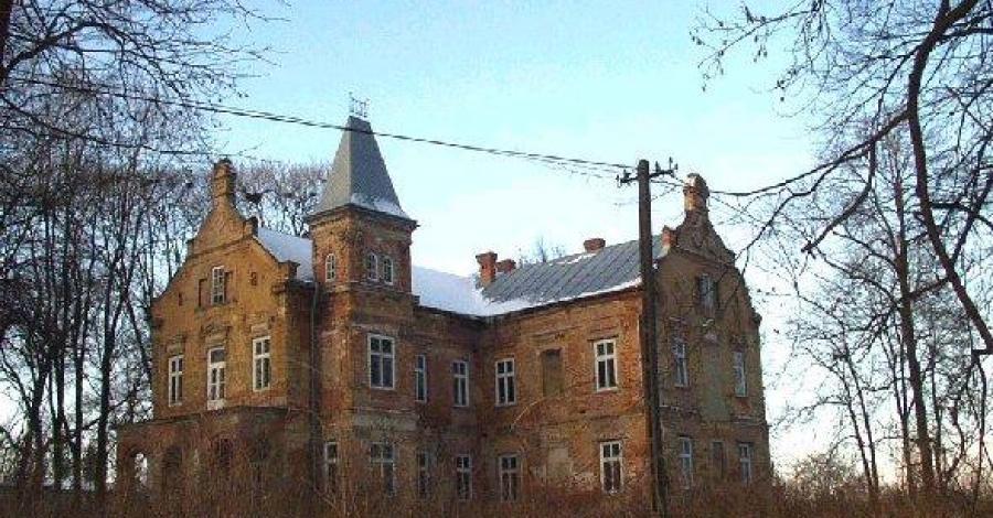 Zamek w Rokietnicy - zdjęcie