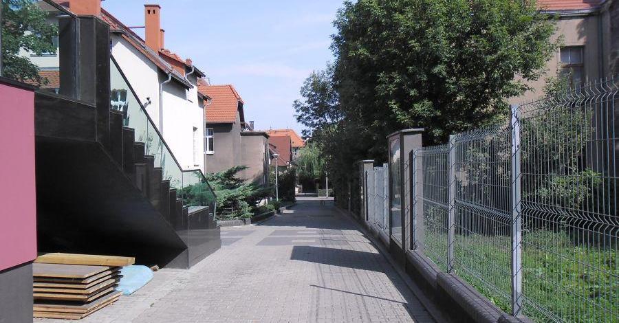 Zaułek Krystyny Feldman w Poznaniu - zdjęcie