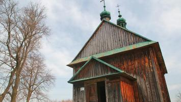 Cerkwie i kościółki - perełki Podkarpacia - zdjęcie