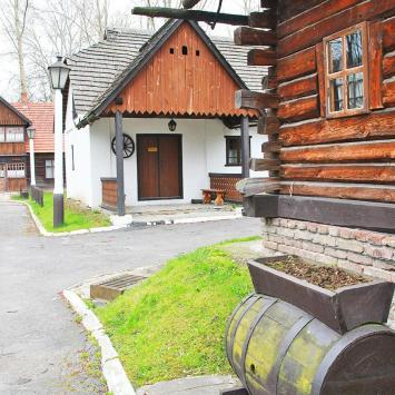Skansen Pastewnik w Przeworsku
