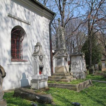 Rzeszów stary cmentarz