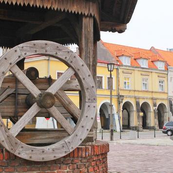 Rynek w Jarosławiu