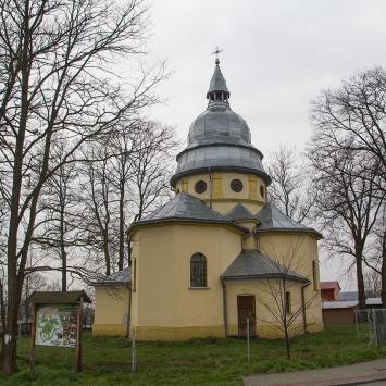 Cerkiew w Dubiecku