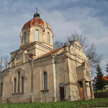 Cerkiew w Krzywczy