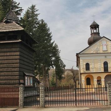 Dzwonnica w Prałkowcach