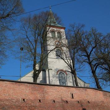 Kościół farny w Łańcucie