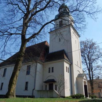 Kościół Św. Jana Chrzciciela w Morasku