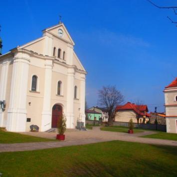 Kościół Św. Marii Magdaleny w Działoszynie