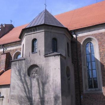 Kościół Św. Trójcy w Nowym Mieście nad Wartą