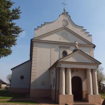 Kościół Św. Wojciecha w Rudzie